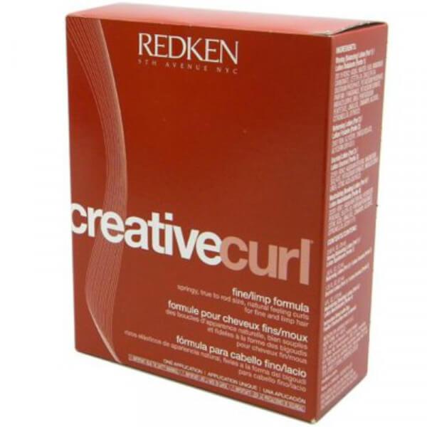 Creative Curl Fine Dauerwelle