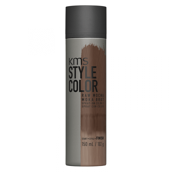 Style Color  Raw Mocha - 150ml - KMS