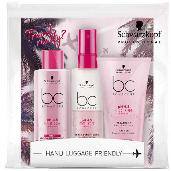 BC ph 4.5 Color Freeze Travel Kit