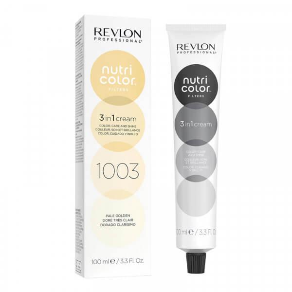 Revlon Nutri Color Creme 1003 Pale Golden - 100 ml
