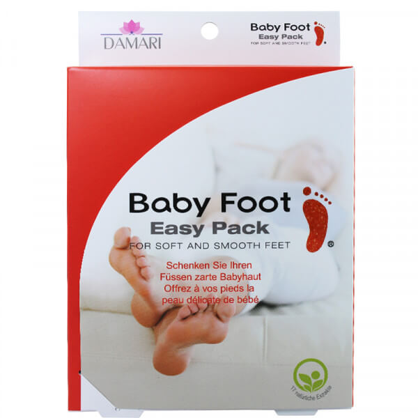 Damari Baby Foot Easy Pack