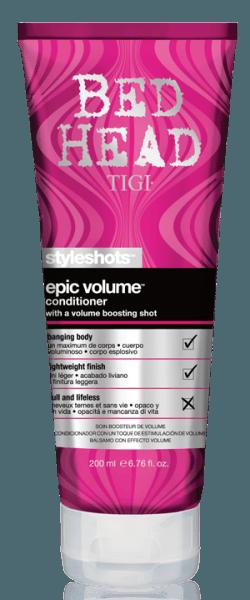 Tigi Bed Head Styleshot Epic Volume Conditioner