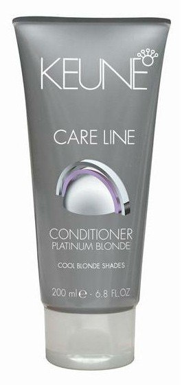 Care Line Platinum Blonde Conditioner (200ml) Keune
