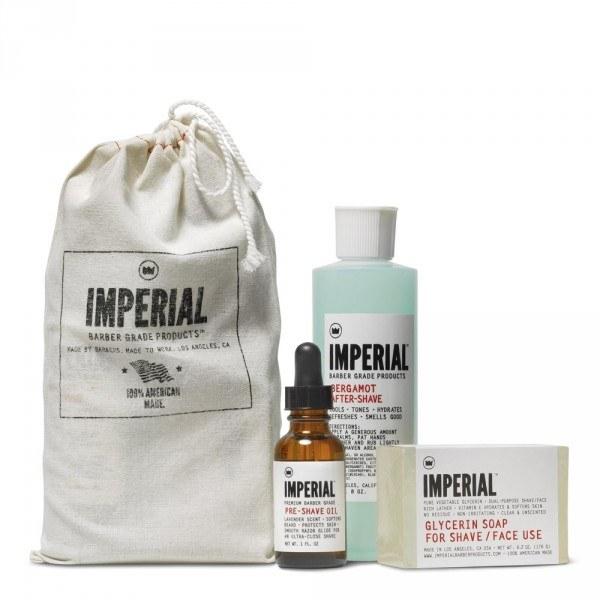 Rasierset Shave Bundel Imperial Barber