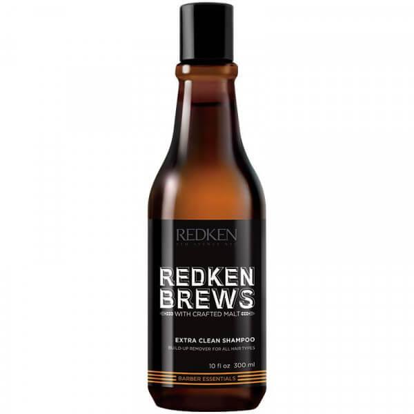 Brews Extra Clean Shampoo Redken Bier