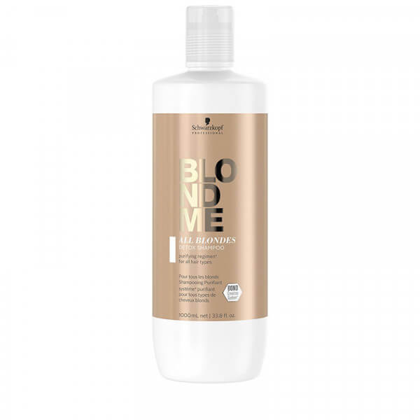 BLONDME Detox Shampoo - 1000ml