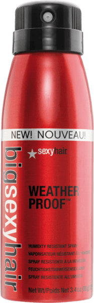 SexyHair Big Weather Proof Humidity Resistant Spray