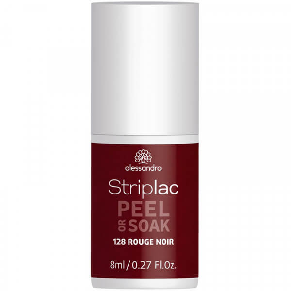 Striplac Peel or Soak - Rouge Noir