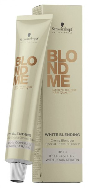 Schwarzkopf BLONDME White Blending Caramel 60 ml