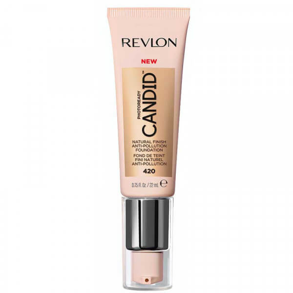 PhotoReady Candid Foundation 420 Sun Beige – 22ml
