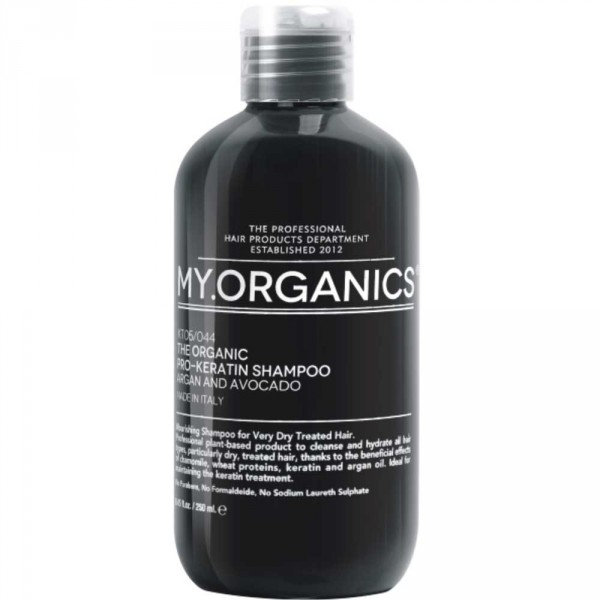 My Pro-Keratine Shampoo (250ml) - My.Organics