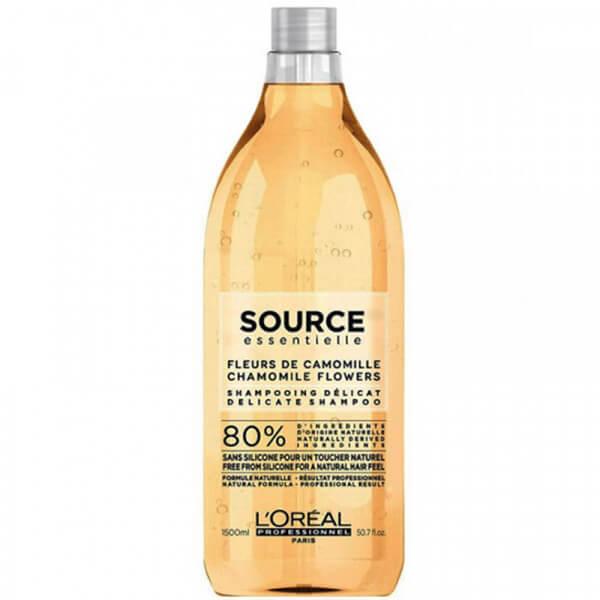 Source Essentielle - Delicate Shampoo - 1500ml