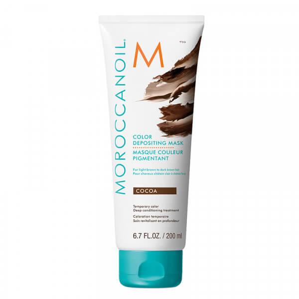 Moroccanoil Color Depositing Mask Cocoa - 200ml