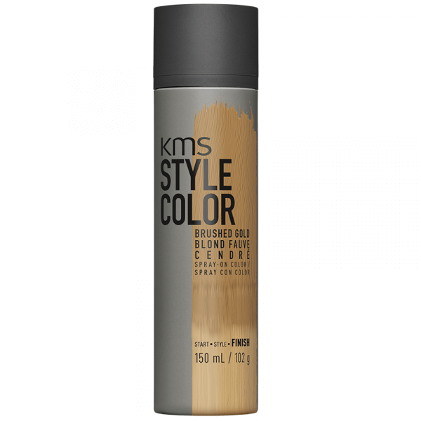 Style Color Brusehd Gold - 150ml - KMS