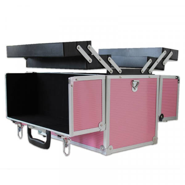 Beauty Koffer Pink