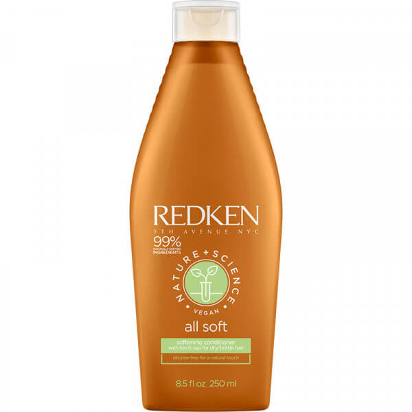 Nature + Science All Soft Conditioner - 250ml - Redken