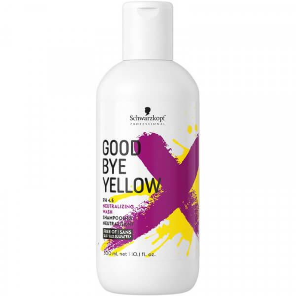 Schwarzkopf Goodbye Yellow Neutralizing Wash small