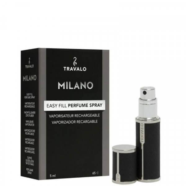 Parfum Zerstäuber Milano Schwarz