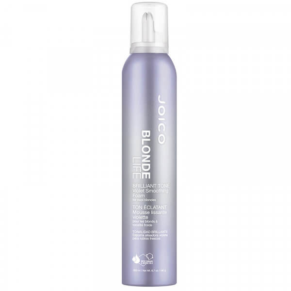 Blonde Life Violet Smoothing Foam – 200ml