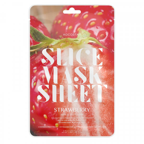 Slice Mask Sheet Strawberry jpg