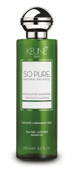 So Pure Exfoliating Shampoo Keune (250ml)