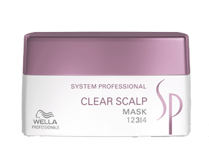 SP Clear Scalp Mask (200 ml)