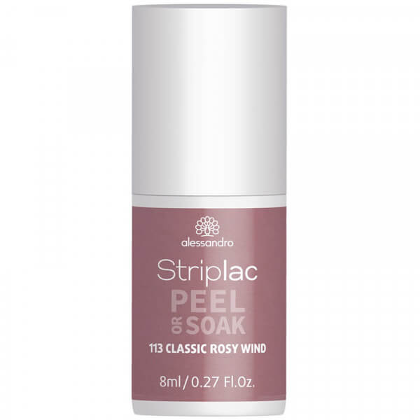 Striplac Peel or Soak - Classic Rosy Wind