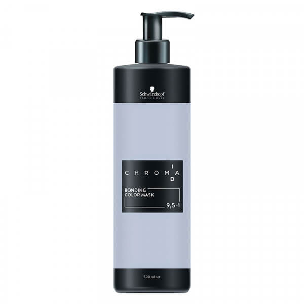 Chroma ID Color Mask 9,5-1 Platinblond Cendré - 500ml