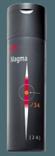 Magma 39 Gold-Cendrè Hell