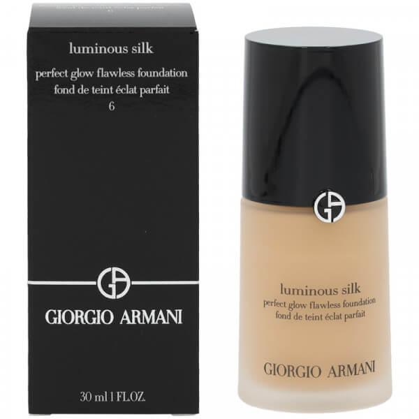 Armani Luminous Silk Foundation - Beige Doré 06