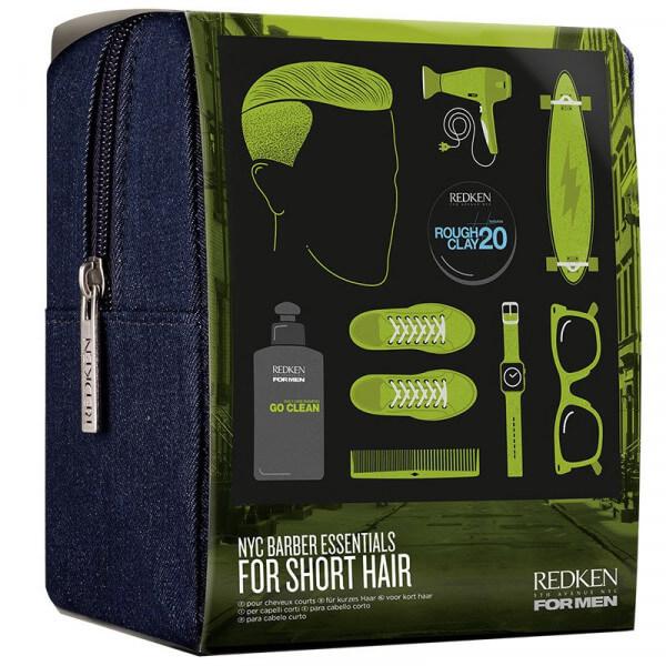 Redken Set für Männer mit Tasche