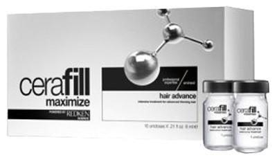 Cerafill Maximize Hair Advance Aminexil (10x6ml)
