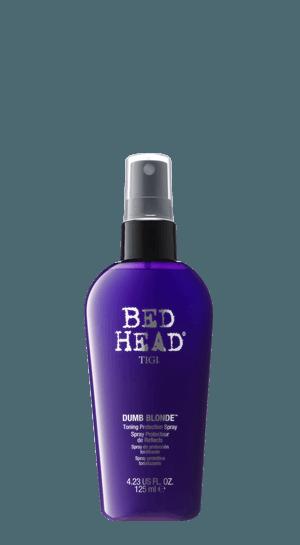 Tigi Bed Head Dumb Blonde Toning Protection Spray (125ml)