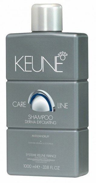 Care Line Derma Exfoliating Anti-Dandruff Shampoo (1000ml) Keune