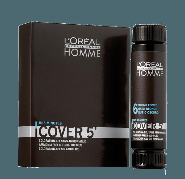 Cover 5 No. 7 Mittel-Blond (3 x 50 ml)