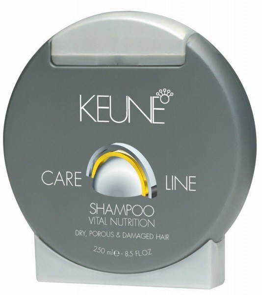 Care Line Vital Nutrition Shampoo (250ml) Keune
