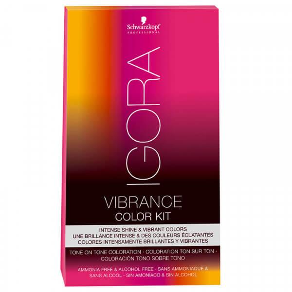 Igora Vibrance Home Coloring Kit - 180ml