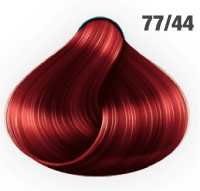 AWESOMEcolors Silky Shine 77/44 Mittelblond Intensiv Rot-Intensiv 60 ml