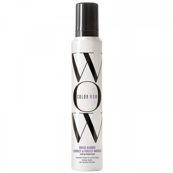 Brass Banned Blonde Hair - 200ml