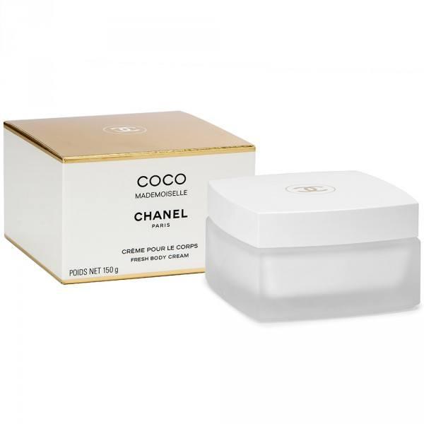 Chanel Coco Mademoiselle Fresh Body Cream (150ml)