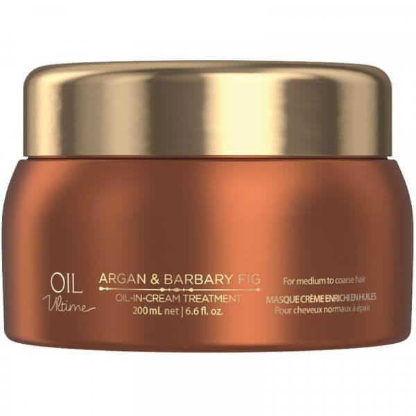 Schwarzkopf Oil Ultime Argan Barbary Fig Cream Treatment