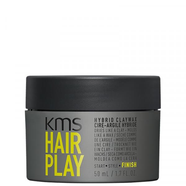 Hair Stay Hybrid Claywax