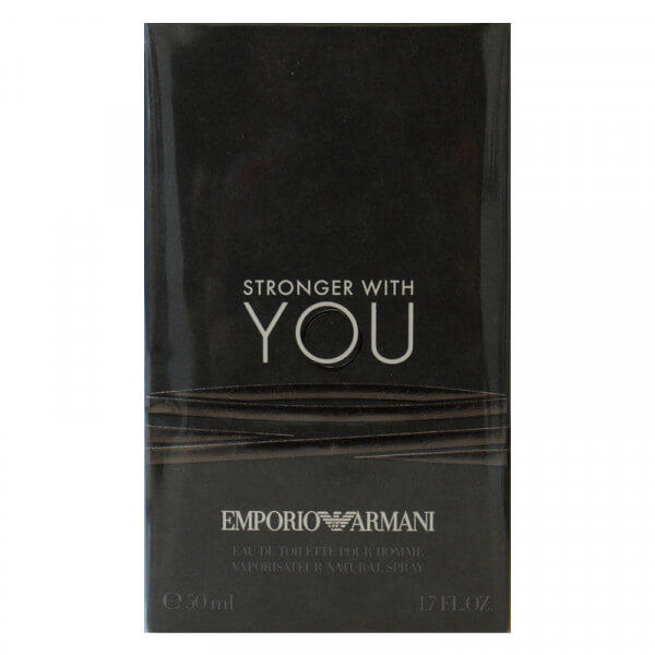 Stronger With You edt - 50ml - Armani