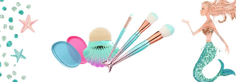 Mermaid Beauty Tools