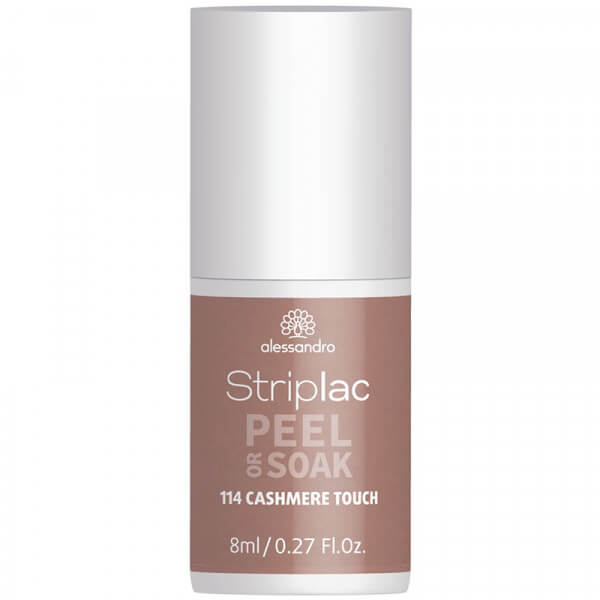 Striplac Peel or Soak - Cashmere Touch