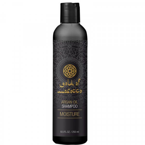 Moisture Argan Oil Shampoo (250ml)