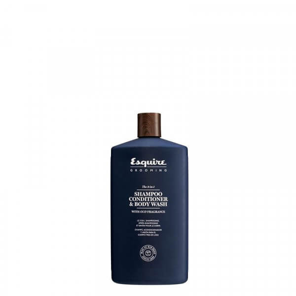 Shampoo Conditioner & Body Wash Esquire