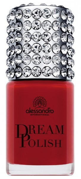 Alessandro Dream Polish Red Diva (15ml)