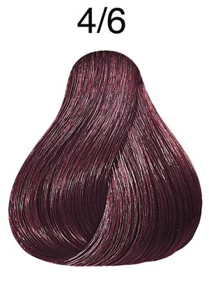 Color Touch Vibrant Reds 4/6 mittelbraun violett