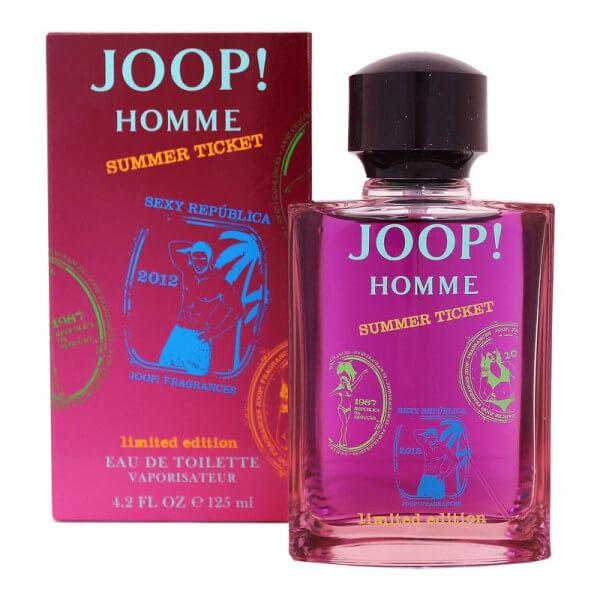 Joop! Homme Summer Ticket edt (125ml)